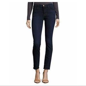 J Brand women's mid rise skinny leg Terrace jeans. Waist 30